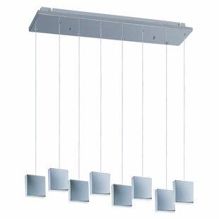 Orren Ellis Arcturus 8-Light LED Pendant
