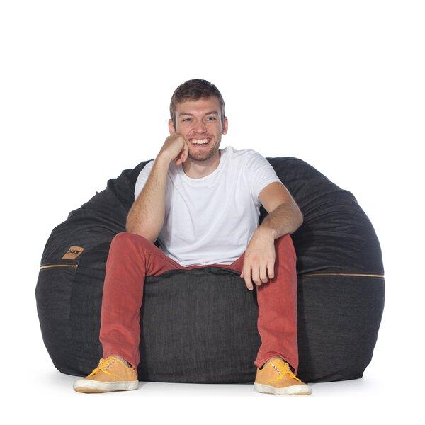 - Jaxx Denim 4' Bean Bag Chair & Reviews Wayfair