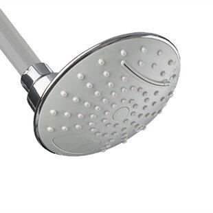 AKDY Round 2 Settings Rain Adjustable Shower Head