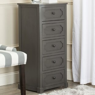 Oldtown 5 Drawer Chest By August Grove