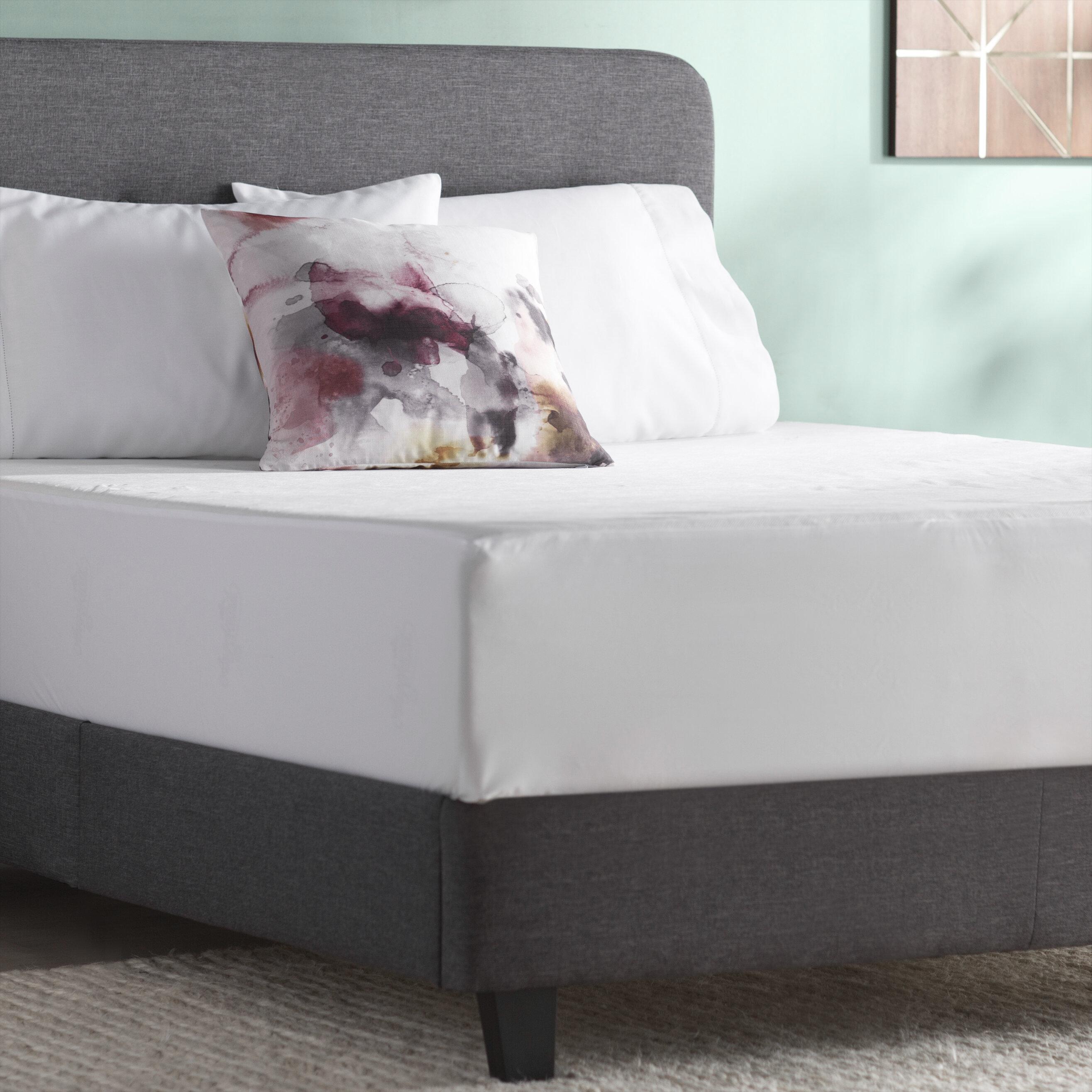 Alwyn Home All In One Bed Bug Blocker Hypoallergenic Waterproof