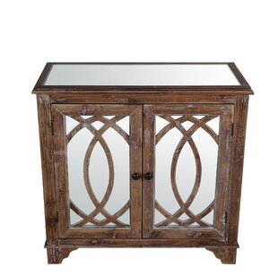 McAlester 2 Door Accent Cabinet by Bungalow Rose