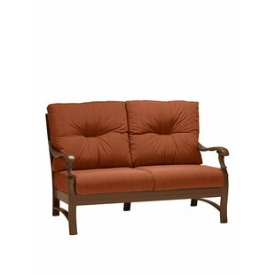 Tropitone Ravello Loveseat with Cushions