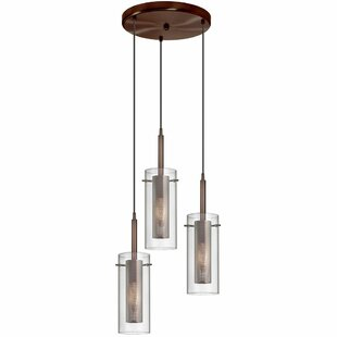 Orly 3-Light Pendant by Ra..