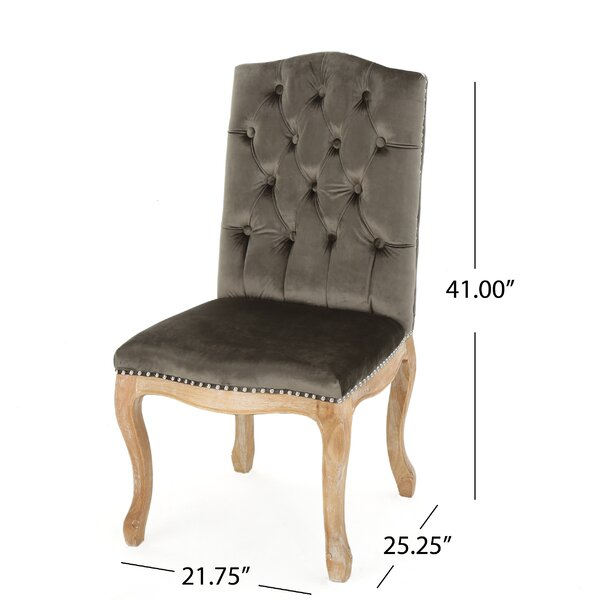 Paulk Upholstered Dining Chair