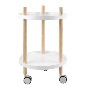 Fushion Kitchen Trolley By Leitmotiv