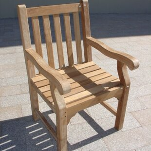 Teakwood Kensington Patio Dining Chair