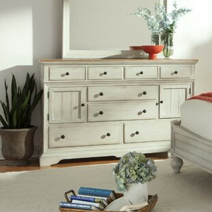 Allgood 8 Drawer Combo Dresser