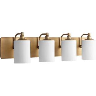 Willa Arlo Interiors Dian 4-Light Vanity Light