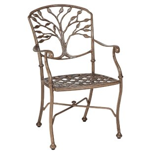 Heritage Patio Dining Chair with Cushions