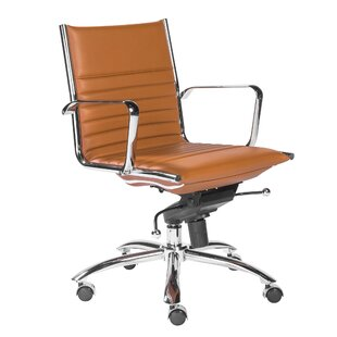 Wade Logan Westernport Low Back Bungee Office Chair