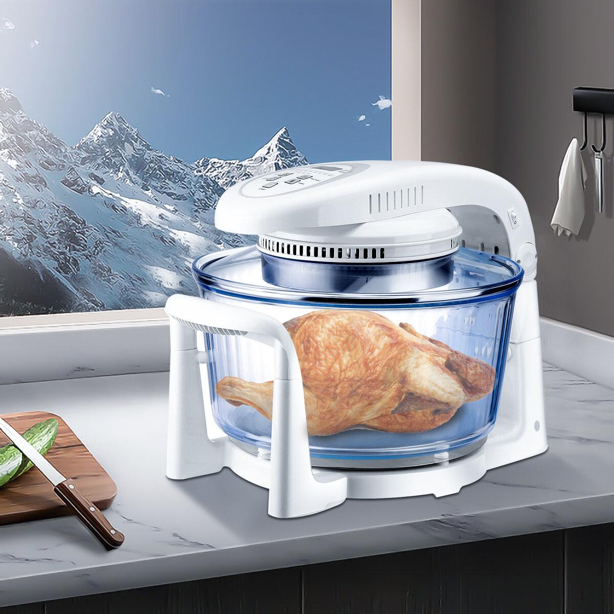 Air Fryer Rotisserie Grilling Holder Roaster Parts Oven Baking Rotating Mesh