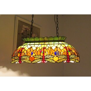 Astoria Grand Thames Dragonfly 3-Light Pool Table Light
