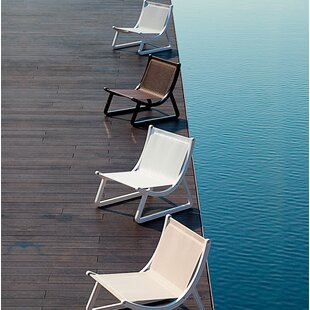 Arago Patio Chair with Cushion