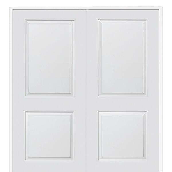 Interior Prehung Double Doors | Wayfair