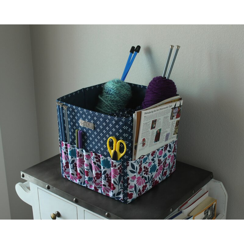 Fabric Storage Box Bag Boxes Home Room Travel Blanket Zipper For Organization