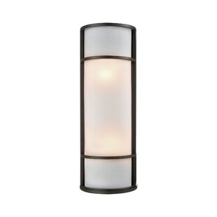 Order Ripley 2-Light Outdoor Flush Mount By Ebern Designs