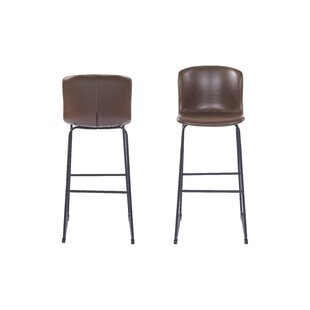 Anita 75cm Bar Stool (Set Of 2) By Ebern Designs