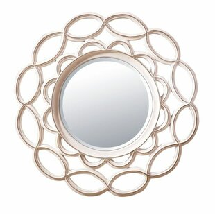 Everly Quinn Lattimer Wall Accent Mirror