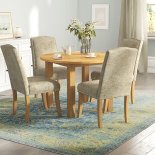 Danielson Extendable Dining Set With 4 Chairs By Ophelia & Co.