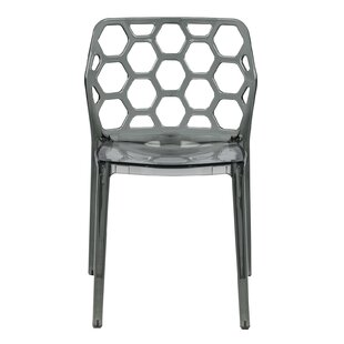 LeisureMod Dynamic Side Chair