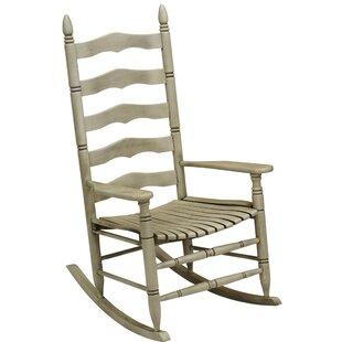 Segalerva Slat Rocking Chair