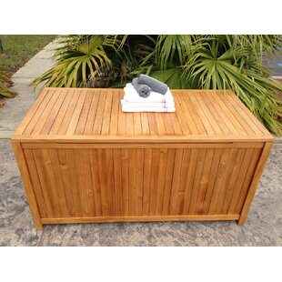 Chic Teak Santa Barbara Teak Deck Box