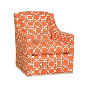 Darya Swivel Armchair by Sam Moore