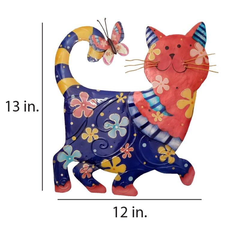 Eangee Home Design Cat Wall Décor