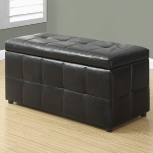 Storgae Ottoman by Monarch Specialties Inc.