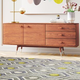 Bernard Small Sideboard by Corrigan Studio