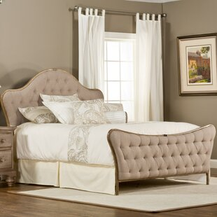 Willa Arlo Interiors Briony Upholstered Panel Bed