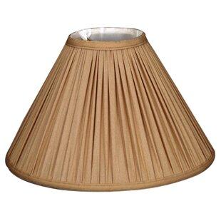 Comparison 13 Silk Empire Lamp Shade By Alcott Hill