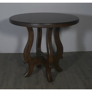 Nunez Vintage Round Pub Table by Bloomsbury Market