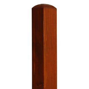 Paloalto Fence Post 1.7m (90 X 90mm) By Sol 72 Outdoor