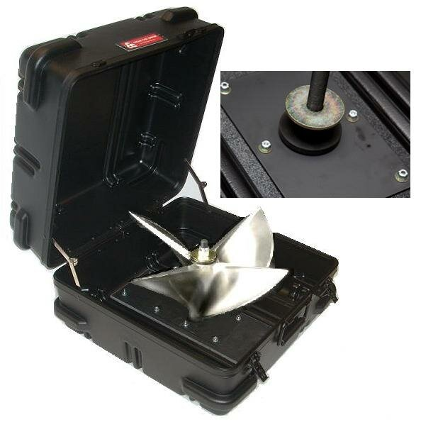 Propeller Storage and Shipping Case
