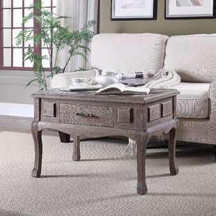Kody End Table by August Grove Sale