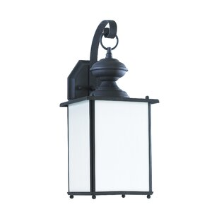 Affordable Nimmo 1-Light Outdoor Wall Lantern By Bloomsbury Market