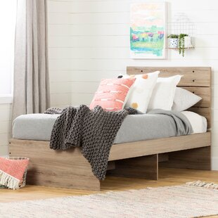Fakto Twin Platform Bed by South Shore
