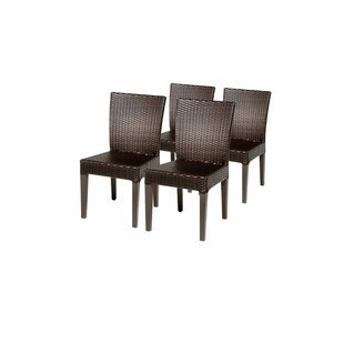 Meier Patio Dining Chair (Set of 4)