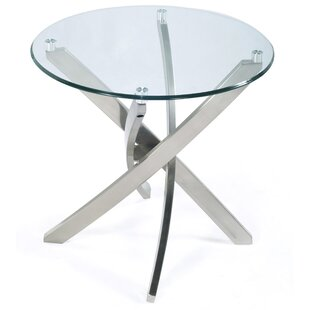 Compare prices Zila End Table By Magnussen Furniture