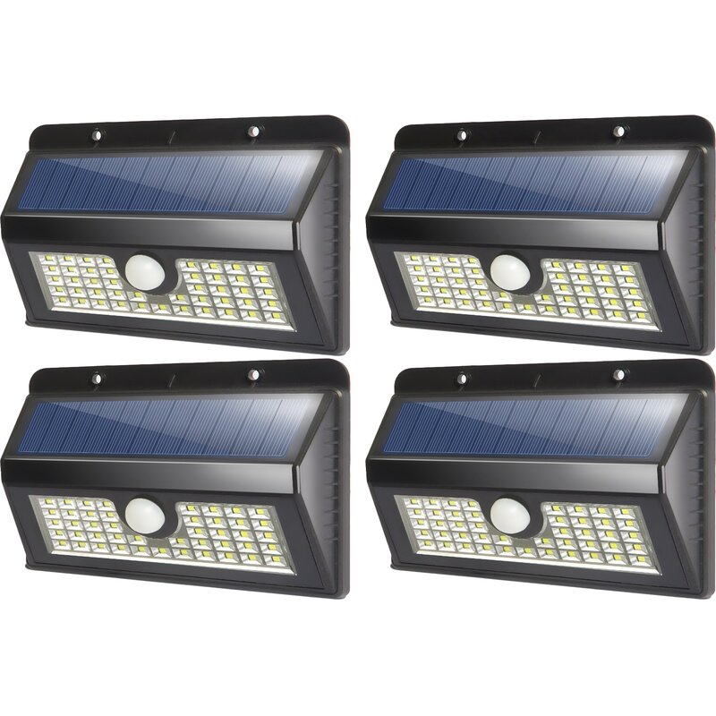 Solar Garden 45 Light LED Flood Light