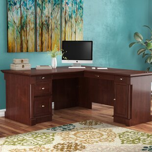Three Posts Henley L-Shape Computer Desk