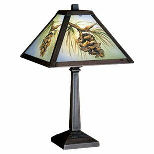 Rustic Lodge 16 Table Lamp