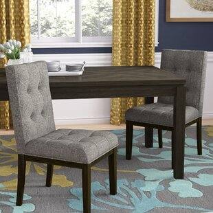 Ivy Bronx Darius Upholstered Side Dining Chair (Set of 2)