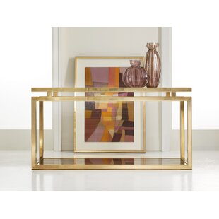 Stacked Console Table by Modern History Home