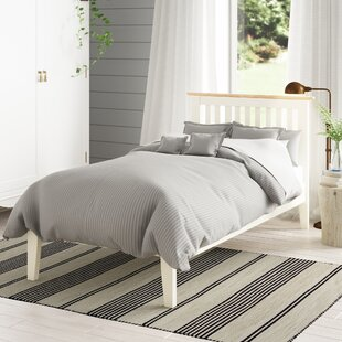 Bledsoe Bed Frame With Mattress By Brambly Cottage