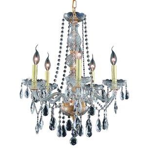 Astoria Grand Abram 5-Light Chandelier