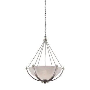 Adalyn 3-Light Bowl Pendant by Ebern Designs