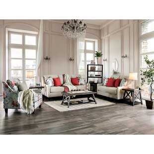 Margaret Configurable Living Room Set by Andrew Home Studio